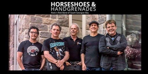 Horseshoes & Handgrenades