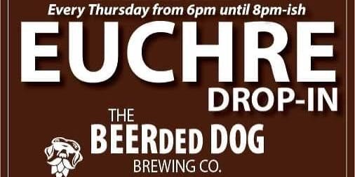 Euchre Fun At The Beerded Dog