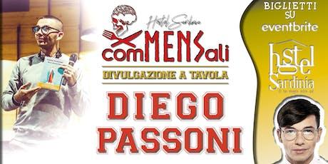 ComMENSali con Diego Passoni biglietti