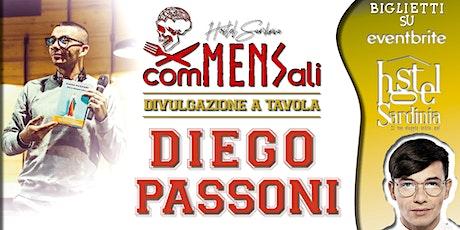 ComMENSali con Diego Passoni tickets