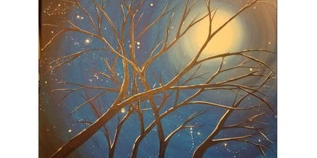 Painting at Fronk's- Winter Tree (2019-12-03 starts at 7:00 PM) tickets
