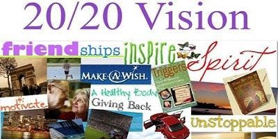 2020 Vision Board and Meditation Workshop