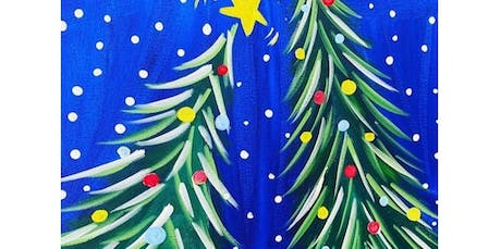 Painting at Fronk's - Christmas Tree (2019-12-17 starts at 7:00 PM) tickets
