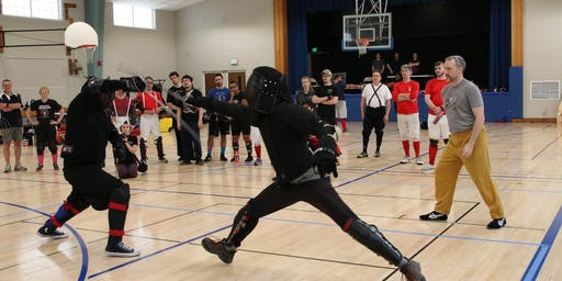 New England Broadsword League Finals