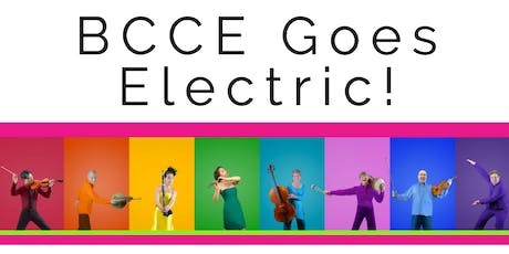 The Bold City Contemporary Ensemble Goes Electric! tickets