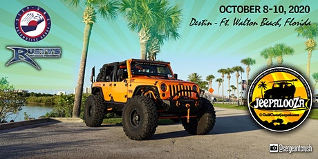 "Gulf Coast Jeepalooza 2020 | ""The Jeep Event Like No Other!"" tickets"
