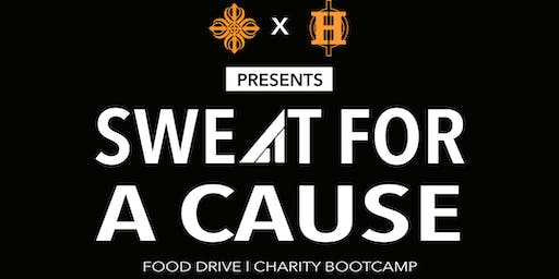 SWEAT FOR A CAUSE