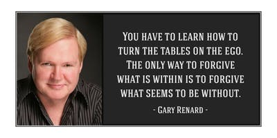 An Intimate  Conversation with Gary Renard