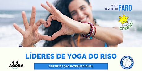 Certificação Internacional de Lídres de Yoga do Riso tickets