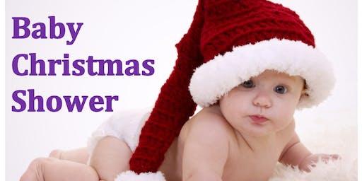 Baby Christmas Shower