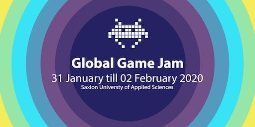 Global Game Jam 2020 // Saxion (Enschede)