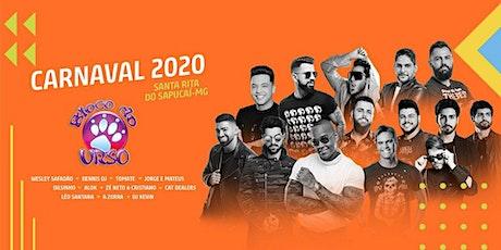 BLOCO DO URSO 2020 ingressos