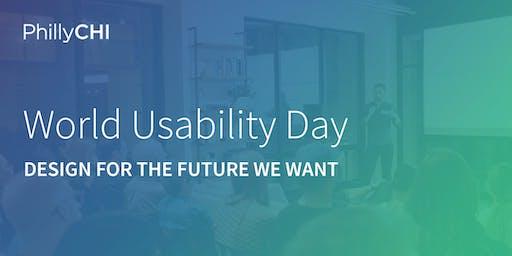 World Usability Day 2019