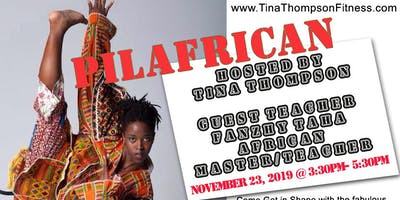 PILABALLET Thanksgiving  with Tina Thompson Fitness