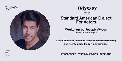 American Accent for Actors: Standard Dialect