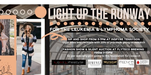 Light Up the Runway For the Leukemia & Lymphoma Society