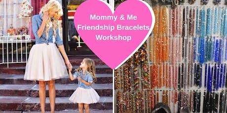 Mommy & Me Beaded Bracelets tickets