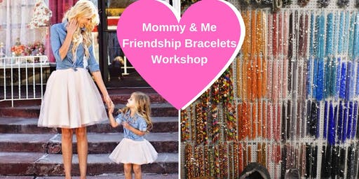 Mommy & Me Beaded Bracelets