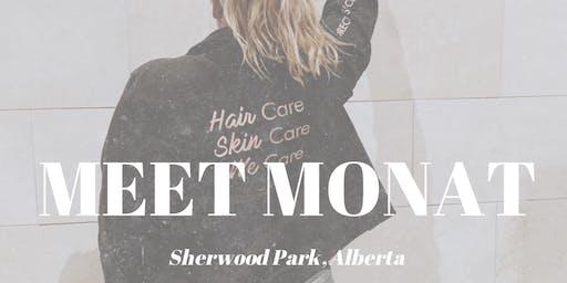 Meet Monat- Sherwood Park