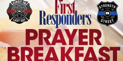 First Responders Appreciation & Prayer Breakfast
