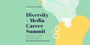 Diversity + Media Career Summit