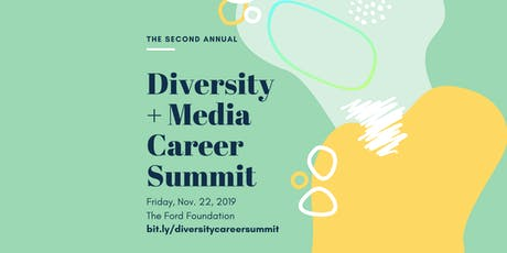 Diversity + Media Career Summit tickets