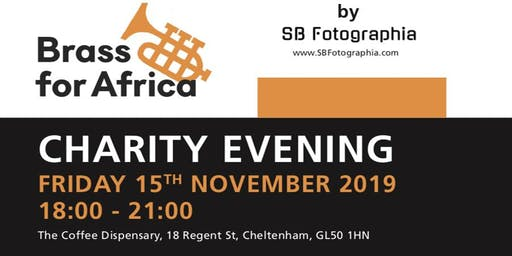 Brass for Africa Charity Evening