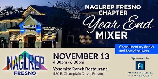 NAGLREP Fresno Year End Mixer Nov 13