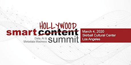 Smart Hollywood Summit 2020 tickets