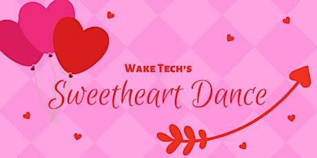 Wake Tech Sweetheart Dance tickets