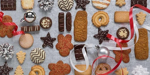Hand-Crafted Holiday Cookies
