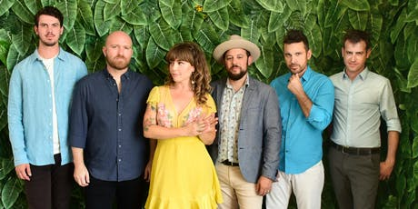 DUSTBOWL REVIVAL with guests tickets