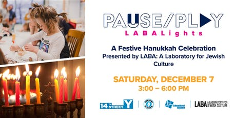 PAUSE/PLAY: LABA Lights tickets