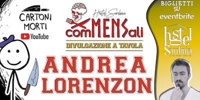 ComMENSali con Andrea Lorenzon