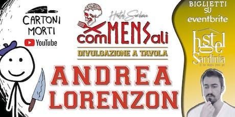ComMENSali con Andrea Lorenzon biglietti