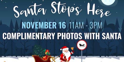Kids Community Day: Santa Stops Here!