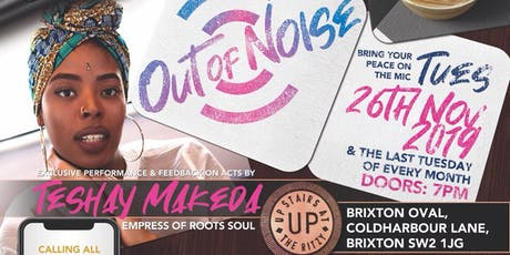 Total Exposure Presents... Out of Noise tickets