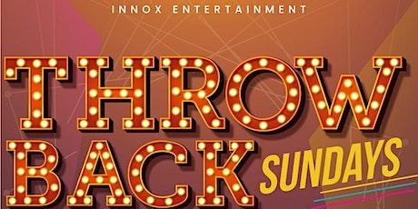 Throwback (Hip hop, RnB, Afrobeats, Kizomba, Dancehall & Reggae....) tickets