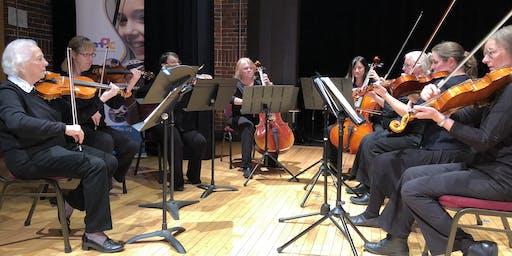 PMAC Adult Chamber Ensemble Concert