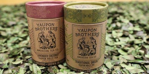 SCCF Yaupon Holly Tea Revival & Tastings