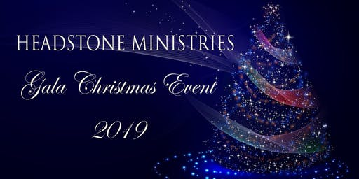 Headstone Ministries Gala Christmas Event