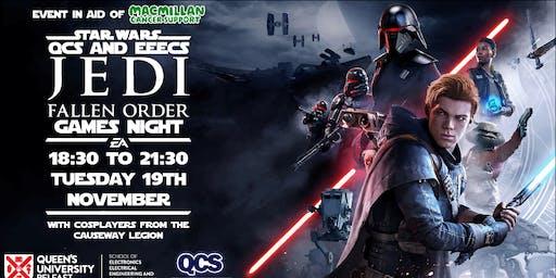 Star Wars: Fallen Order Launch Night