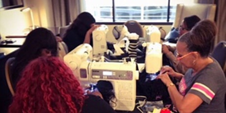 Raleigh, NC | Lace Front Wig Making Class with Sewing Machine tickets