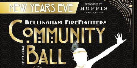 Bellingham Firefighter's 2019 NYE Community Ball tickets