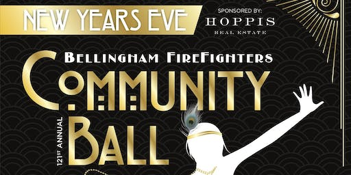 Bellingham Firefighter's 2019 NYE Community Ball
