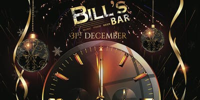 Bill's Bar Boston Presents: New Year's Eve 2019