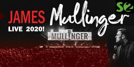 Studio 2's Comedy Cabaret presents: James Mullinger Live 2