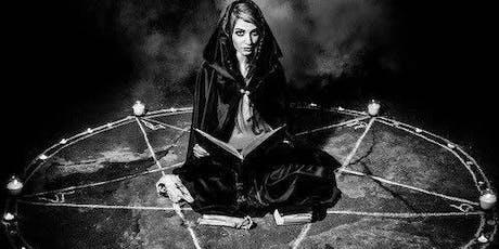 Consécration du cercle magique billets