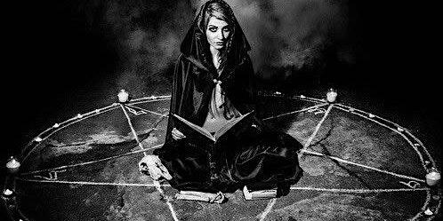 Consécration du cercle magique