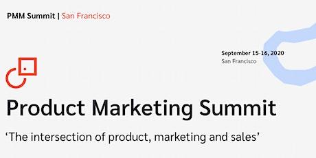 Product Marketing Summit   San Francisco tickets
